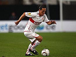 Mauro Camoranesi im Trikot des VfB Stuttgart