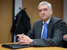 Wehrt sich vor Gericht gegen seine Kündigung durch den DFB: Stefan Hans.