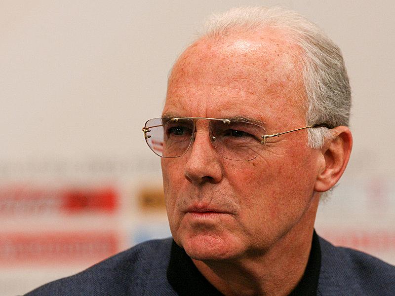 Koch fordert beckenbauer zur stellungnahme auf wm kicker for Koch deutschland