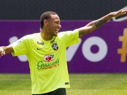 Neymar ist zur�ck - Krieg in Buenos Aires?