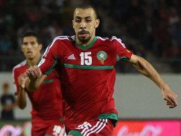 Marokko verliert - und kommt doch weiter
