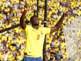 H�lt Caicedo Ecuador auf Kurs?
