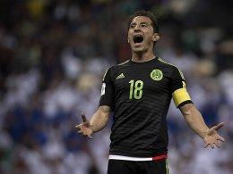 Mexiko in Honduras: Osorio fordert besseren Abschluss