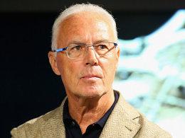 Weist jedwede Schuld von sich: Franz Beckenbauer.
