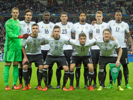 Weiterhin Vierter: Die DFB-Auswahl.