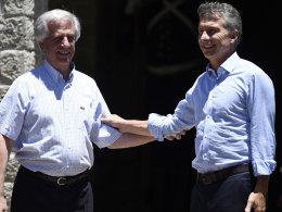 Uruguay und Argentinien bewerben sich gemeinsam um WM 2030