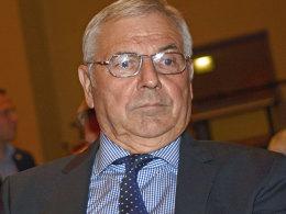 NFV-Präsident Karl Rothmund