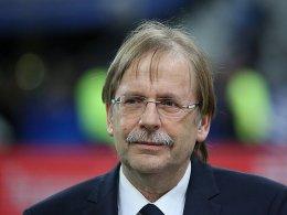 Erwartet einen spannenden Report: DFB-Interimspräsident Rainer Koch.