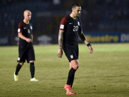 Klinsmann schimpft nach US-Blamage - Brooks verletzt