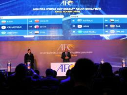 Die Gruppen stehen: Im September startet in Asien die letzte WM-Quali-Runde.