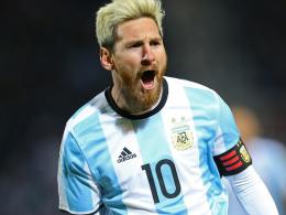 Traumeinstand für Bauza dank Messi