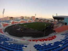 Gastgeber in der Fremde: Kosovo empfängt Kroatien