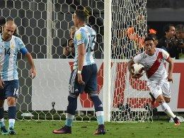 Higuain trifft - Argentinien enttäuscht