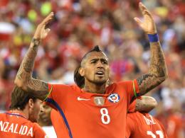 Endspiel Nummer eins: Vidal fordert Chile mit Herz