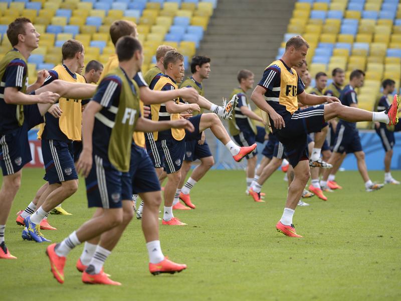 Russisches Fußball-WM-Team unter Dopingverdacht