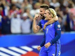 Frankreich famos: Niederlande vor WM-Aus
