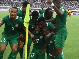 Kamerun holt Punkt gegen Primus Nigeria