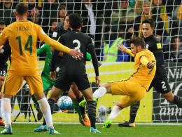 Leckie lässt Australien auf WM-Ticket hoffen