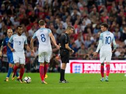 Gesprächsstoff in Wembley: Wem galt Allis Mittelfinger?