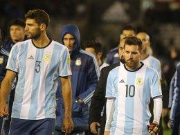 Nur 1:1! Argentinien taumelt weiter durch die