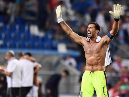 Buffon kontert Pfiffe: In Spanien gibt es dafür Applaus