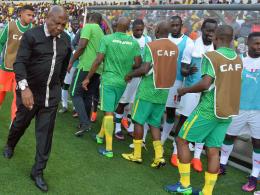 WM-Quali-Spiel Südafrika vs. Senegal wird wiederholt