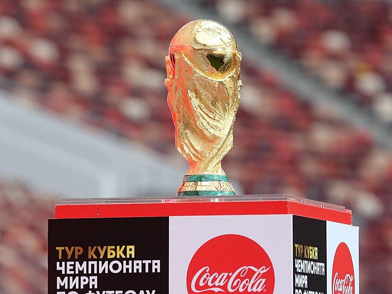 Ticket-Vorverkauf für die WM 2018 gestartet