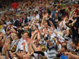 Ein WM-Ticket kostet mindestens 92 Euro