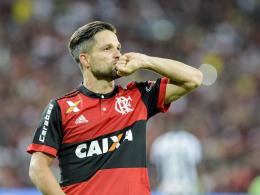 Nach neun Jahren: Diego hofft auf Einsatz für Brasilien