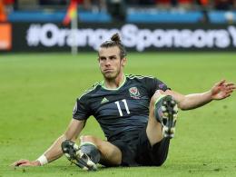 Wadenverletzung: Bale verpasst beide Quali-Spiele