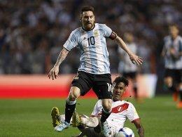 Nur 0:0 in der Bombonera: Argentinien droht das Aus!