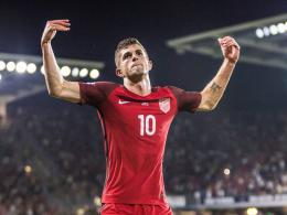 US-Team auf WM-Kurs, Costa Rica in Russland dabei