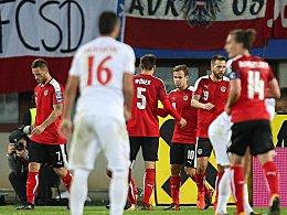 Tor gegen Serbien: Arnautovic jubelt nicht