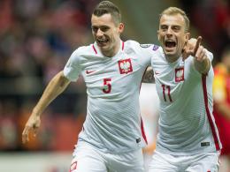 Polen hat das WM-Ticket, Slowakei krallt sich Platz zwei