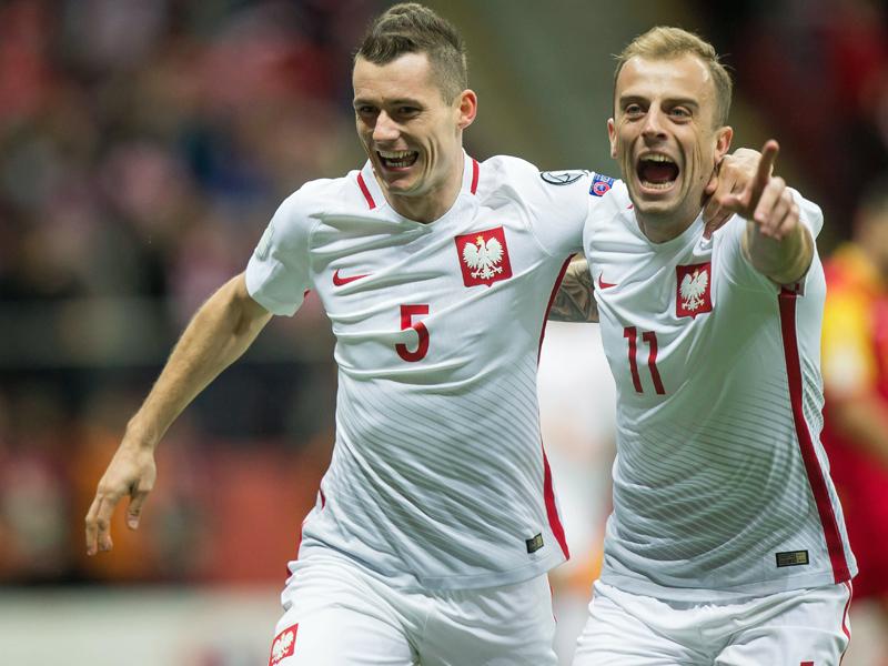 European Qualifiers: Lewandowski schießt Polen zur WM 2018