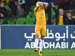 LIVE! Verlängerung: Cahill erlöst Australien!