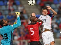 Alles läuft gegen die USA! Erstmals keine WM seit 1986