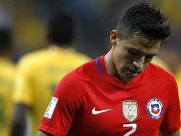 Einspruch bei der FIFA kostet Chile die WM