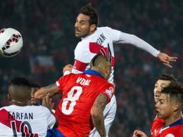 Pizarro auf Abruf für Perus Play-off-Spiele nominiert