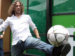 Von Blanc bis Puyol: Geballte Prominenz bei WM-Auslosung