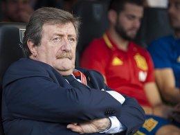Ärger mit der FIFA: Droht Spanien das WM-Aus?