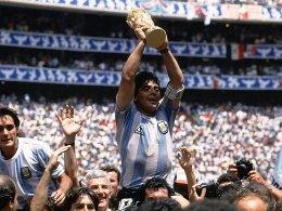 Argentinien: Wallfahrt gegen den WM-Fluch