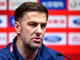 Serbien fährt mit Krstajic zur WM nach Russland