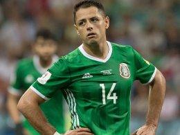Mexiko testet gegen Kroatien
