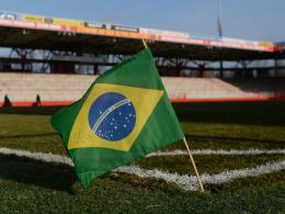 Brasilien: WM-Härtetests gegen Kroatien und Österreich