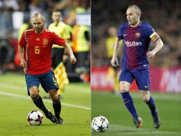 Rücktritt? Iniesta erwägt auch offen Abschied aus Barcelona