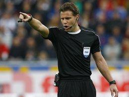 Brych einziger deutscher Referee bei der WM 2018