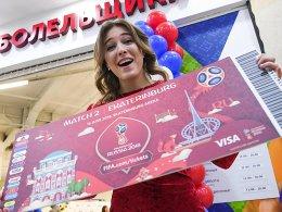 WM: DFB-Spiele und K.o.-Partien ausverkauft