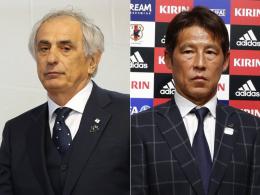 Japan trennt sich kurz vor der WM von Halilhodzic