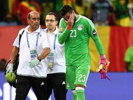 Torwart el-Shennawy fehlt Ägypten bei der WM